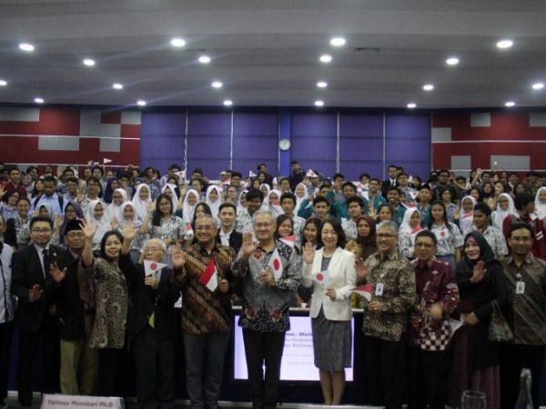 Program Studi Hubungan Internasional Universitas Budi Luhur Bedah 60 Tahun Hubungan Diplomasi Indonesia dan Jepang