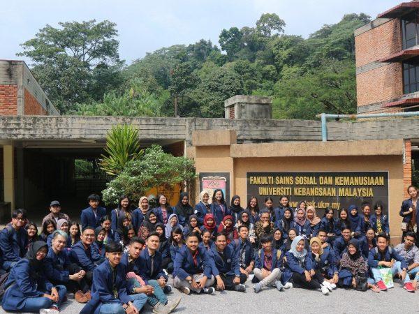 STUDY VISIT : Program Studi HI Universitas Budi Luhur ke Universiti Kebangsaan Malaysia