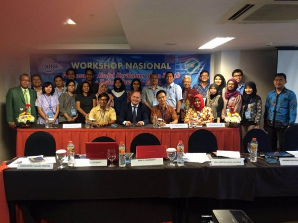 Keterlibatan Dosen Program Studi Hubungan Internasional Universitas Budi Luhur pada Workshop European Studies 2016