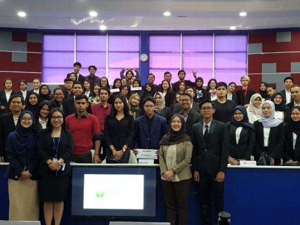 Mahasiswa Hubungan Internasional Universitas Melaksanakan Simulasi Proses Pengambilan Keputusan dalam Organisasi Internasional Dalam Mata Kuliah Organisasi Internasional
