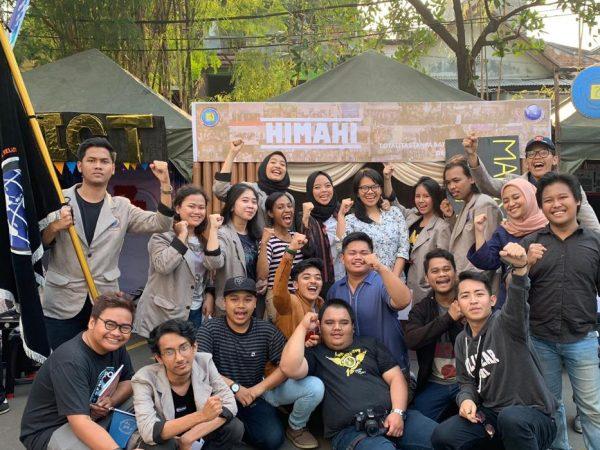Kegiatan Mahasiswa Prodi Hubungan Internasional dalam Orientasi Pendidikan (ORDIK) 2019 di Universitas Budi Luhur