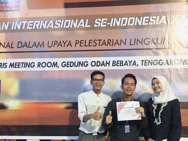 """Delegasi Himpunan Mahasiswa Hubungan Internasional (HIMAHI) Universitas Budi Luhur Meraih Juara 2 Dalam Best Paper Dengan Kategori """"HABIT"""" di Pertemuan Sela Nasional Hubungan Internasional se-Indonesia (PSNMHII) XXXI di Universitas Mulawarman Samarinda, Kalimantan Timur"""