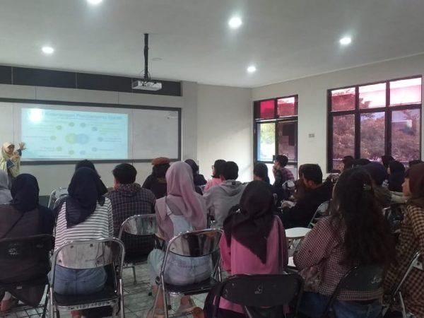 Program Studi Hubungan Internasional FISIP Universitas Budi Luhur Adakan Tutorial Penyusunan Rencana Studi