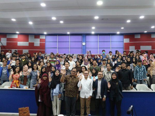 """FISIP Seminar Series Prodi Hubungan Internasional : """"Indo-Pasifik dan Keamanan Maritim"""""""